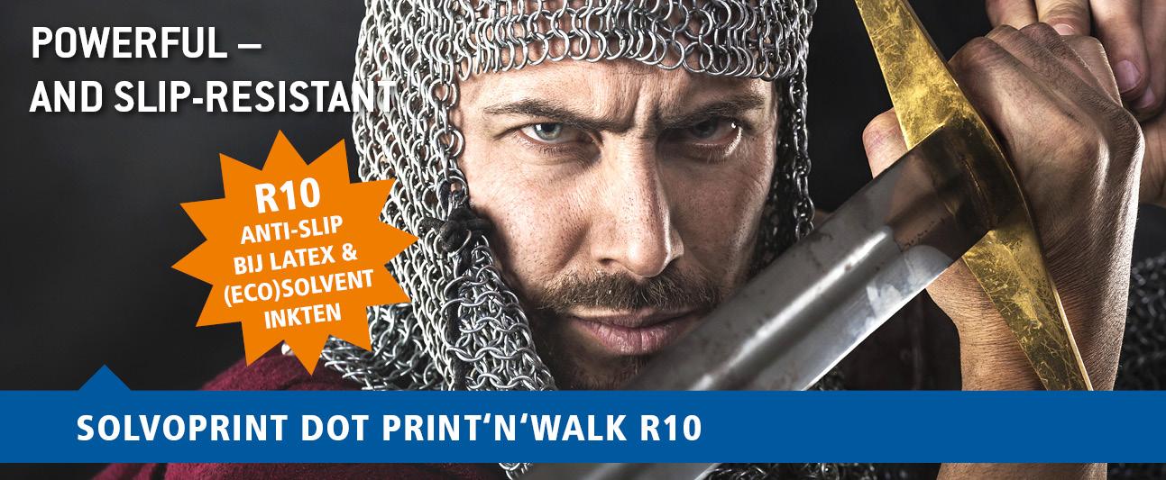 Print walk R10 header