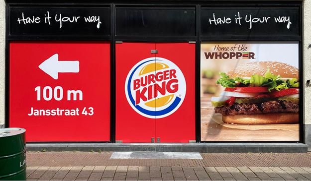 Zorg dat je gezien wordt met stickers bij de opening van jouw winkel!
