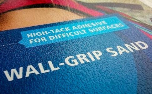 NESCHEN performance wall-grip L-UV Sand