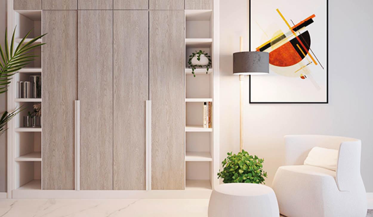 Restyle je interieur: meubelfolie aanbrengen in 5 stappen